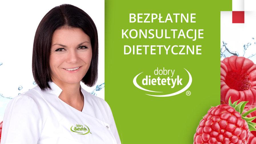 Zapraszamy na bezpłatne konsultacje dietetyczne