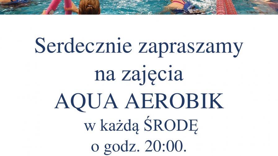 AQUA AEROBIK od 10 marca 2021 roku.