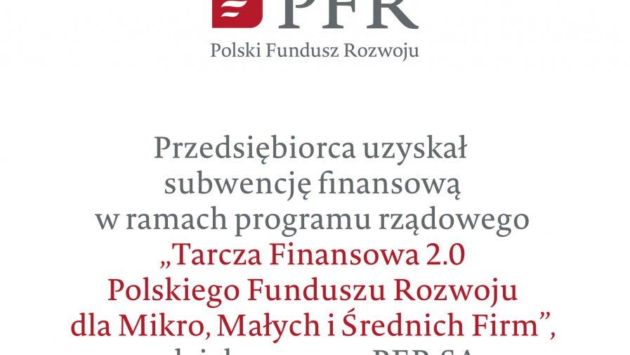 POLSKI FUNDUSZ ROZWOJU.